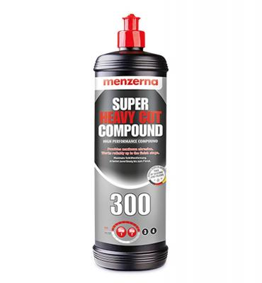 Универсальная полировальная паста Super Heavy Cut Compound 300 1кг, 22746.260.870 Menzerna