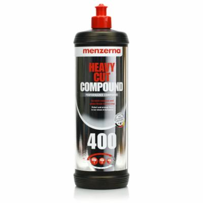 Универсальная полировальная паста HCC400 Heavy Cut Compound 400, 1 кг, 22759.260.870 Menzerna